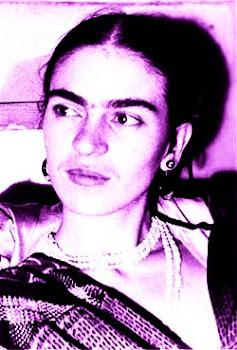 Frida, Ahi quedó tu vestido