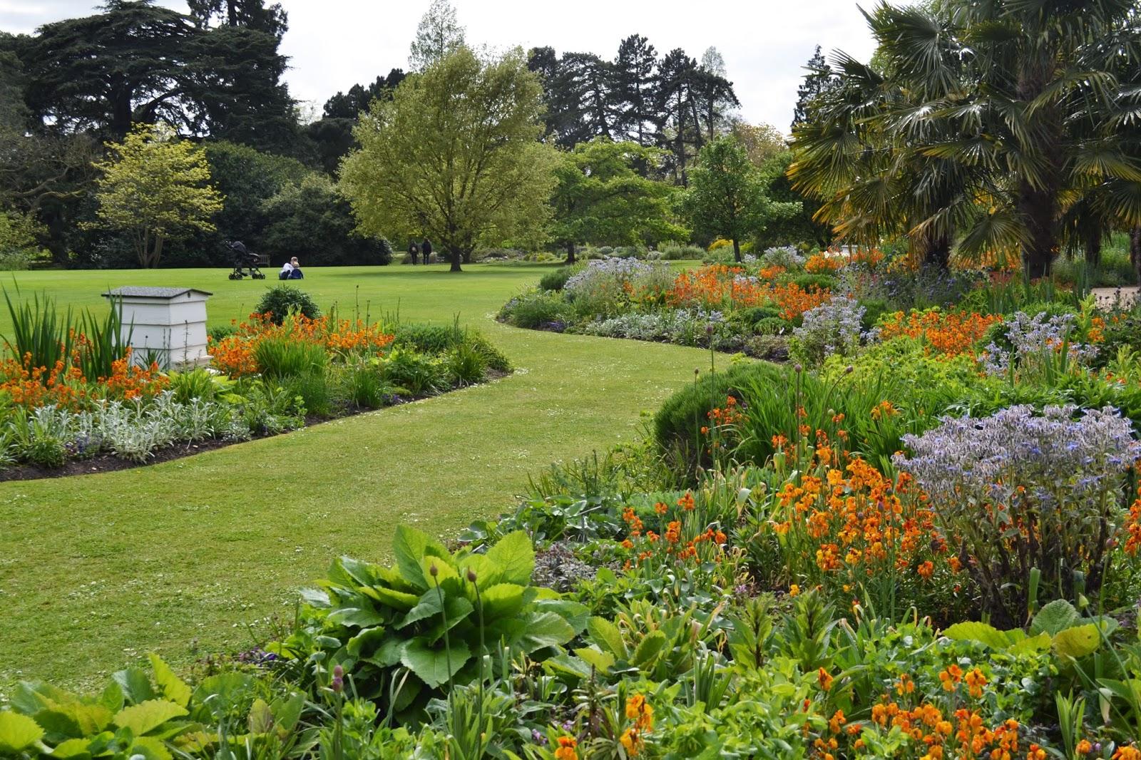 Tea With Lavera Gardens Of Cambridge England