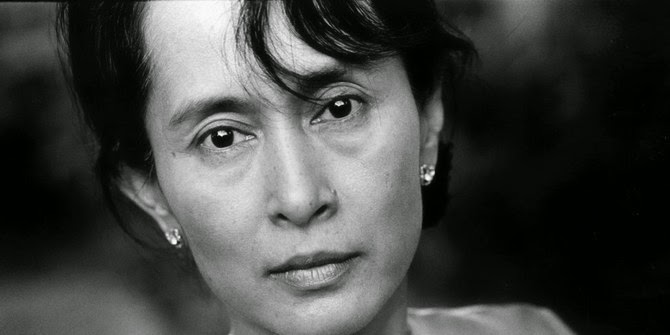 Aung San Suu Kyi (1991)
