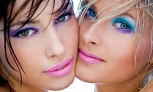 Красивый макияж для глаз