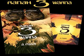 Ranah 3 Warna (2016), Film Ranah 3 Warna, Ranah 3 Warna