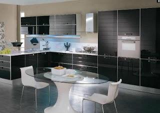 Cocinas integrales davinci linea vidrio for Diseno de cocinas integrales en linea