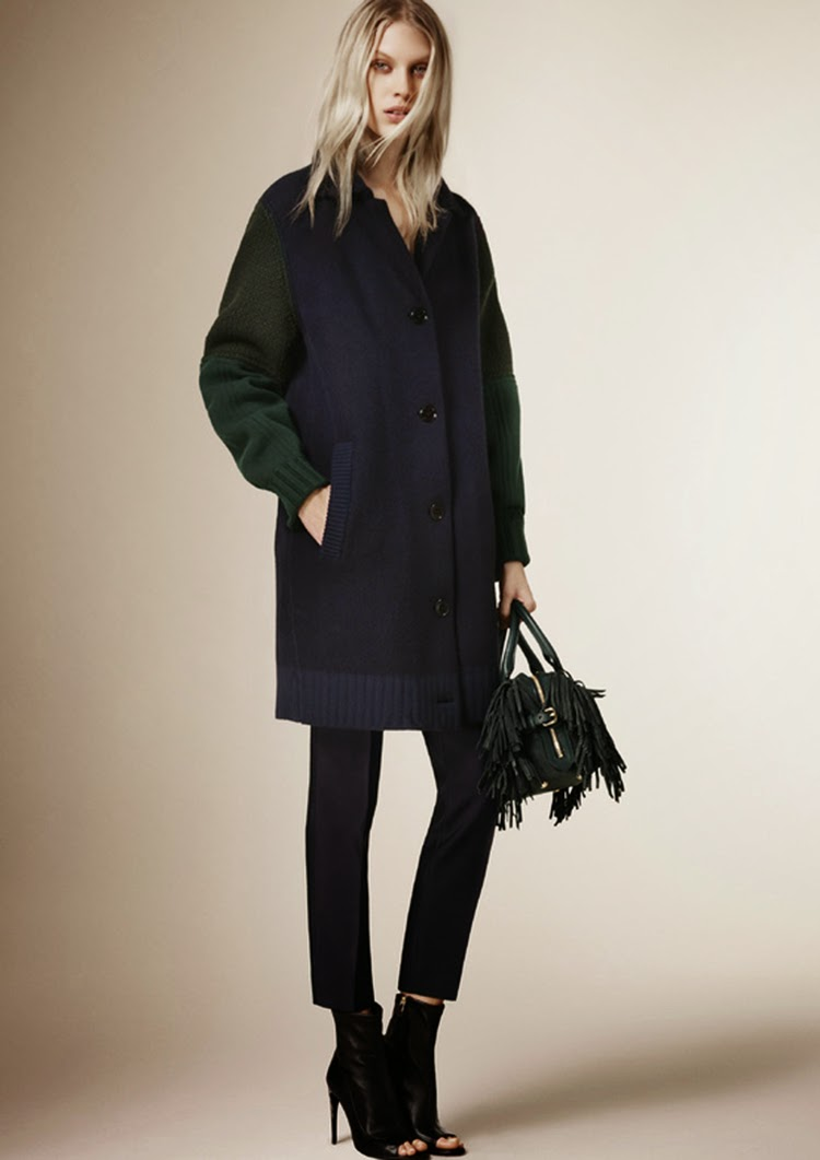 Burberry Prorsum Womenswear Autumn-Winter 2015-2016 Pre-Collection Part 2