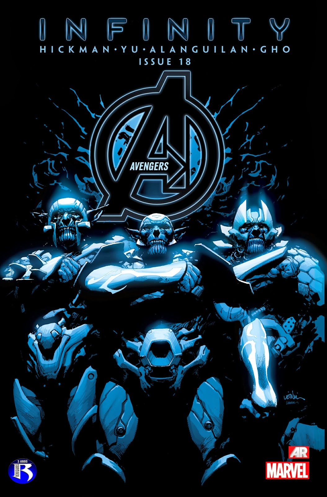 Nova Marvel! Vingadores v5 #18
