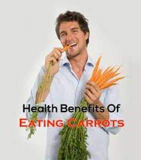 12 Benefits of Carrots For Men's Health