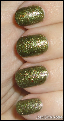 china glaze it's alive swatches and review