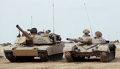 Tank Warfare Tactics of Modern Tank Warfare