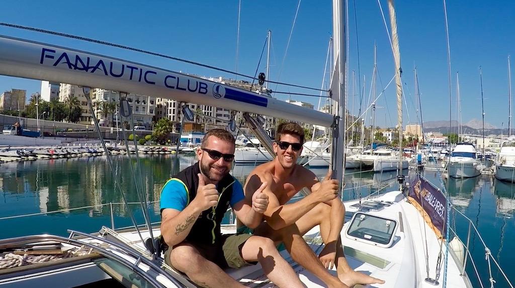 Navegando por el Estrecho 2015