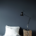 From this week | Dark greyish blue + Anglepoise lamp