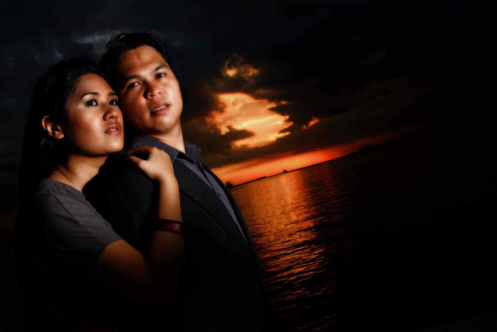 Sunset Pre Nuptial Pictorial Wedding Photographer Manila