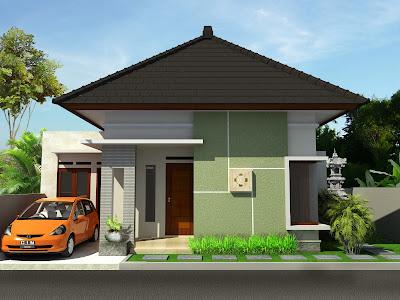 design rumah minimalis modern 1 lantai