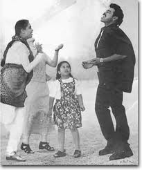 venkatesh with family