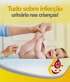 Infecção urinária em crianças - Sinais e sintomas http://www.cantinhojutavares.com