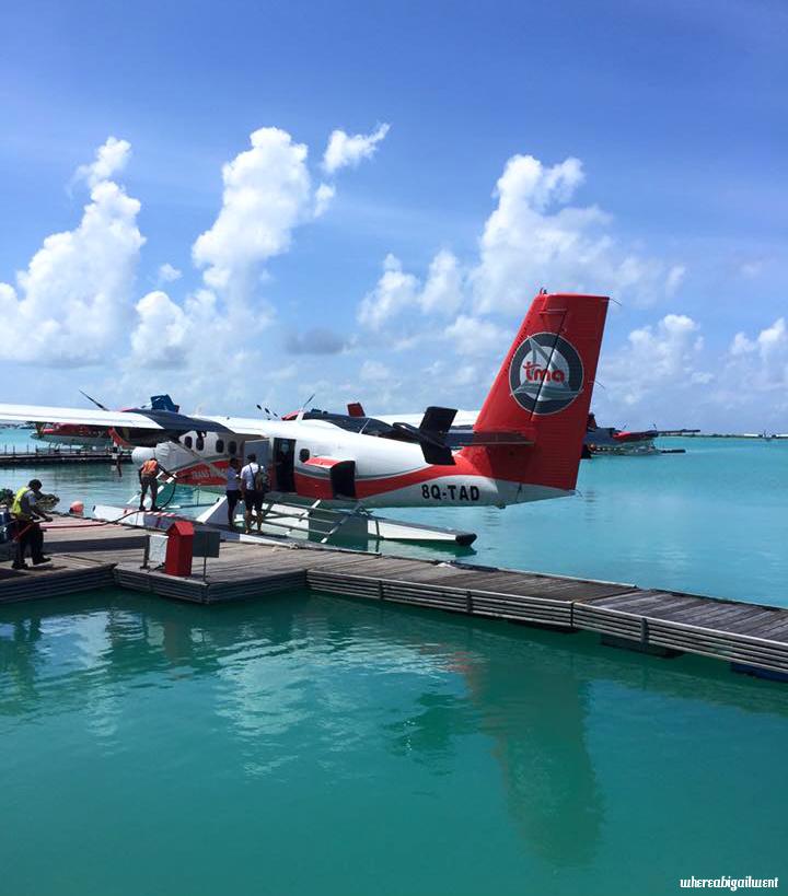 Trans Maldivian Airways Sea Plane
