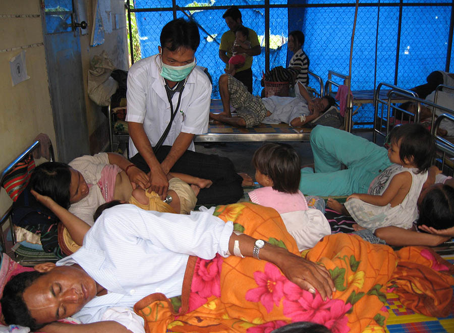 Gia Lai: Tin thêm vụ ngộ độc do ăn thịt bò chết ở xã Ia Ake (Phú Thiện) - Thịt bò nấu lá mì và thịt bò phơi khô nhiễm vi khuẩn gây bệnh tiêu chảy và phó thương hàn