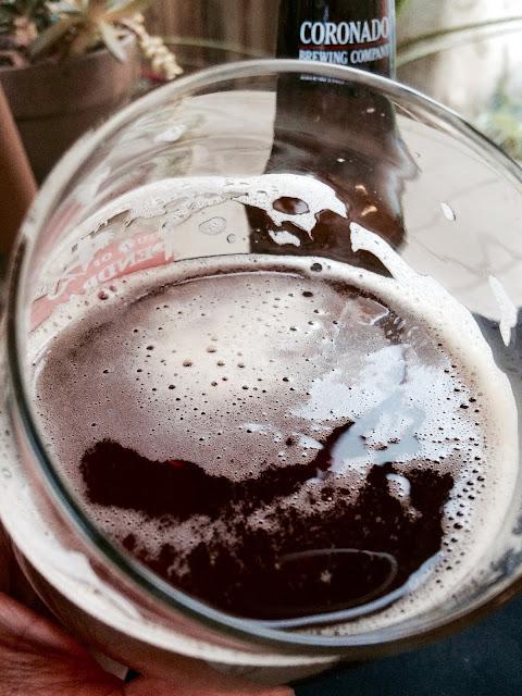 Coronado Brewing Mermaids Red Amber Ale 4