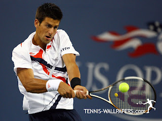 Novak Djokovic Wallpapers