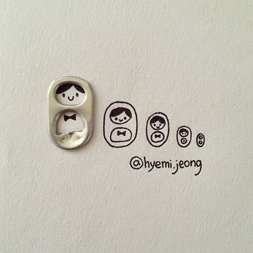 05-Matryoshka-Hyemi-Jeong-Everyday-Things-to-Draw-With-www-designstack-co