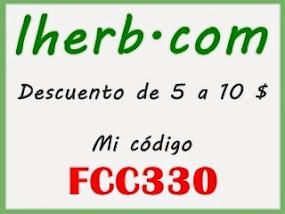 Mi código en Iherb