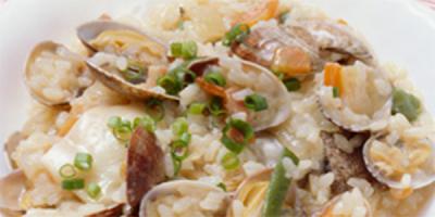 recetas arroz con almejas
