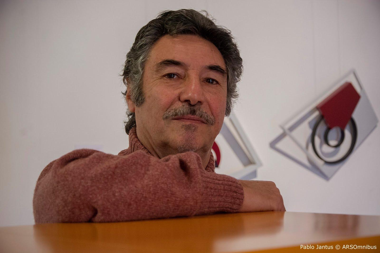 Escultor Armando Ramaglia