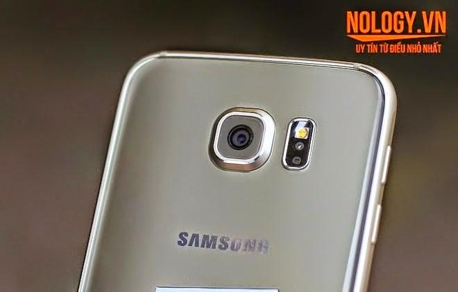 Đánh giá Samsung galaxy S6 2 sim SM-G9200