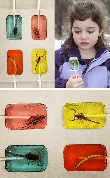 Permen Serangga