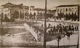La huelga revolucionario de 1917