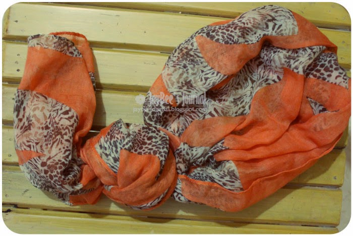 Viscose maxi hijab scarf