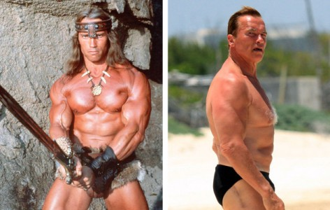schwarzenegger today Gallery