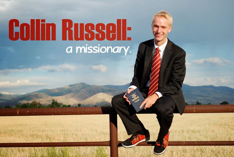 Collin Russell: A Missionary