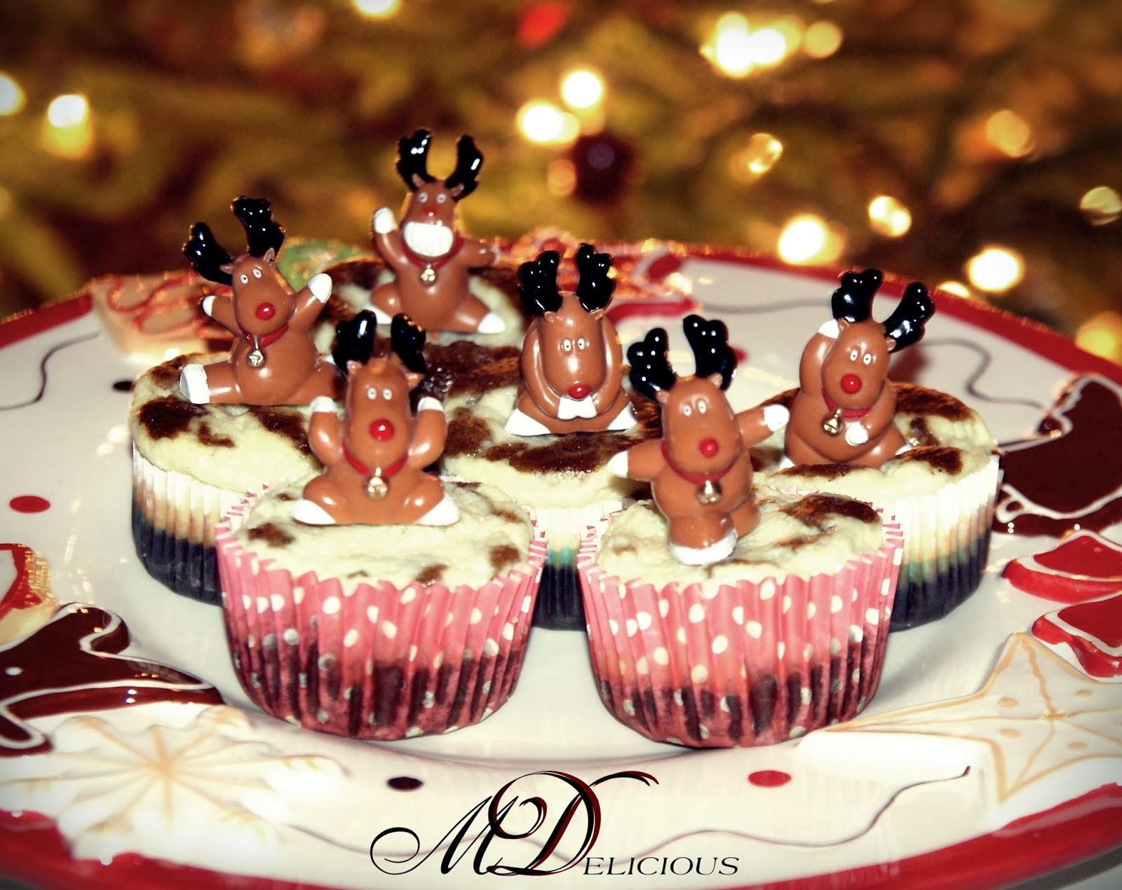 muffinki z serem, mini serniczki, muffinki piernikowe, świąteczne muffinki