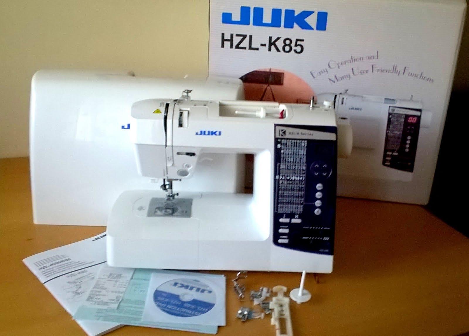 Sprzedam Juki HZL K85