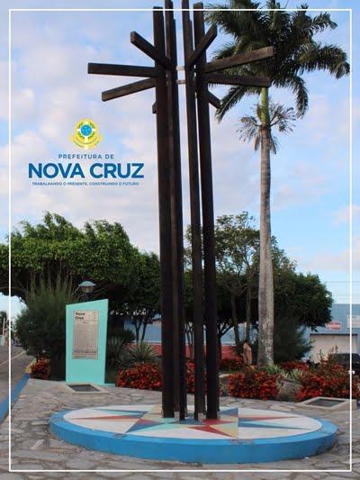 Marco Zero da cidade de Nova Cruz