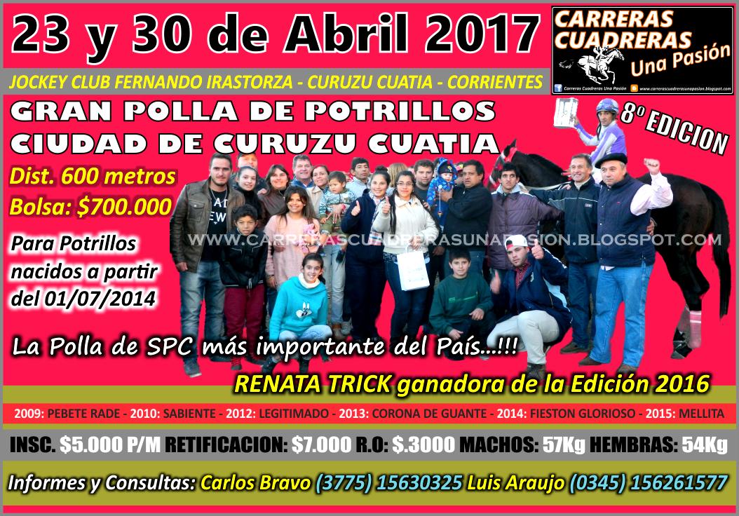 23 y 30 de abril 2017 - C. CUATIA
