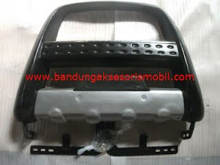 Bumper Ertiga Small Executive Plastik Import