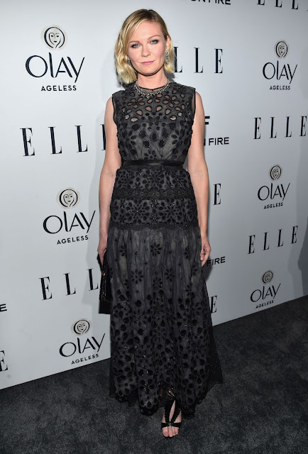 Actress, Singer, Model, @ Kirsten Dunst - ELLE's Women in Television Celebration in Los Angeles