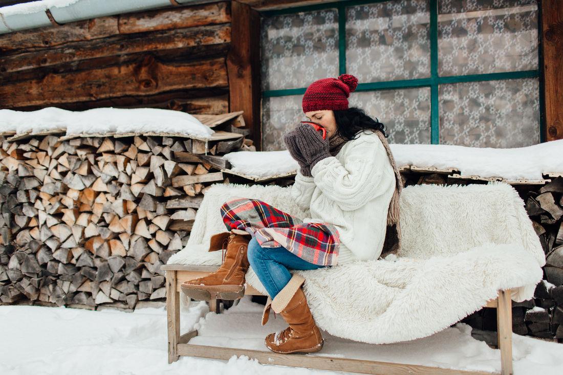Kaip sušilti žiemą
