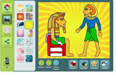 juego de egipto: