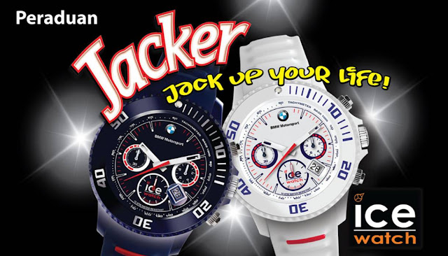 Peraduan Jacker Jack Up Your Life