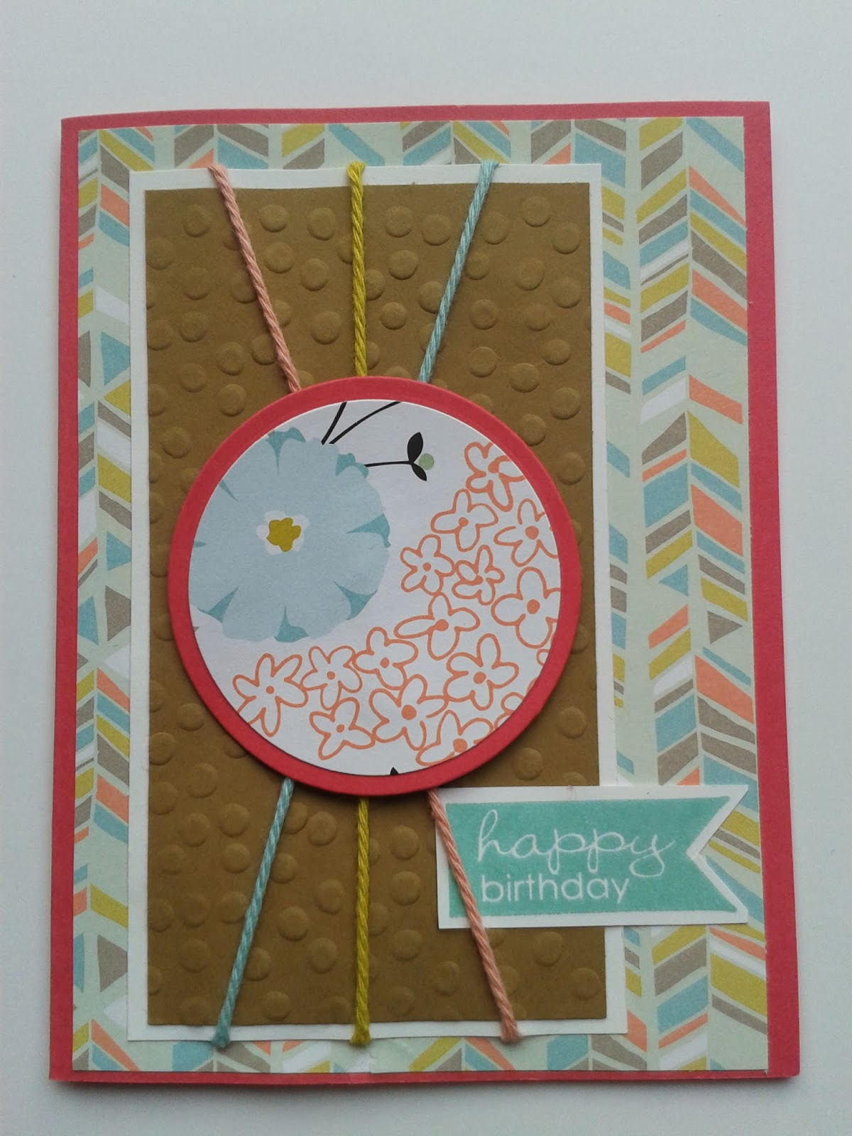 Stampin by miranda: januari 2014