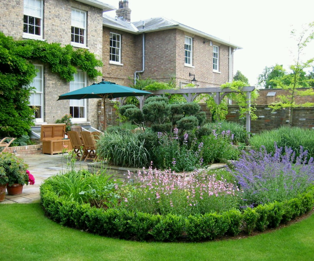 More than 50 beautiful house garden and landscaping ideas for House garden design ideas