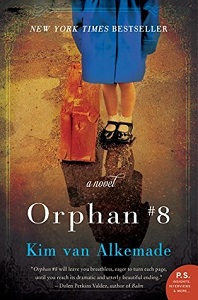 Orphan #8 / Giveaway