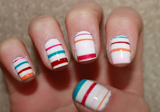 In 2013 trends floral nail art 2013 nail art 2013 nail art trends 2013