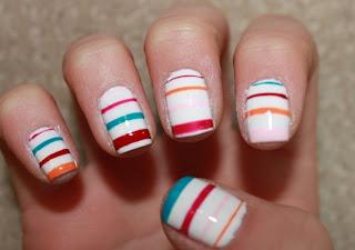 In 2013 trends floral nail art 2013 nail art 2013 nail art trends 2013