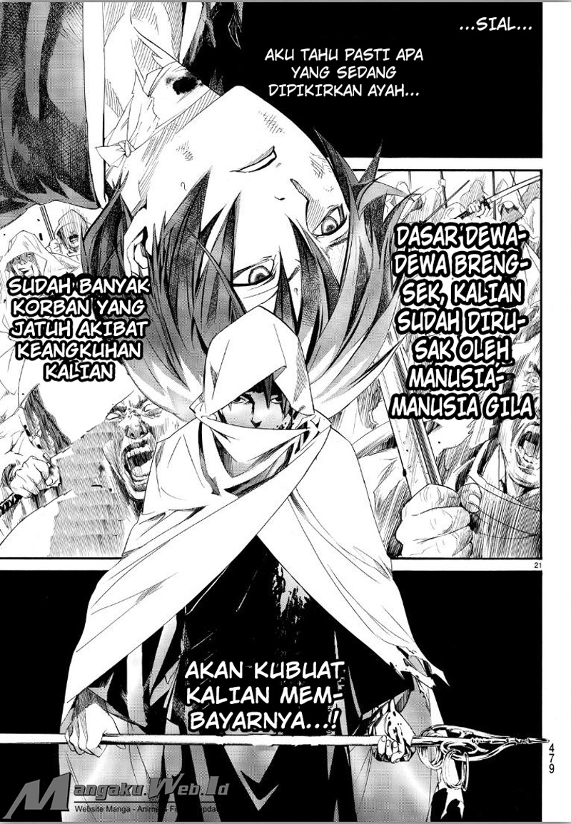 Noragami Chapter 70-21