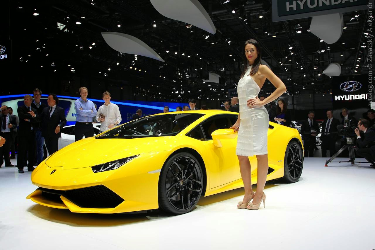 Lamborghini Huracan LP 610-4 HD Picture