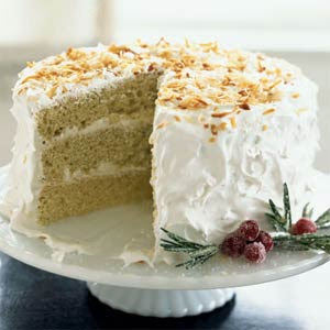 Coconut Cake Recipes, Coconut Cake Frosting