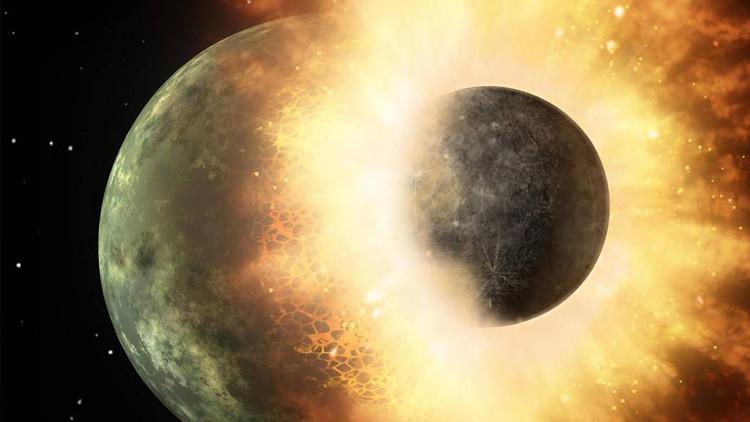 Lo raro de nuestra luna