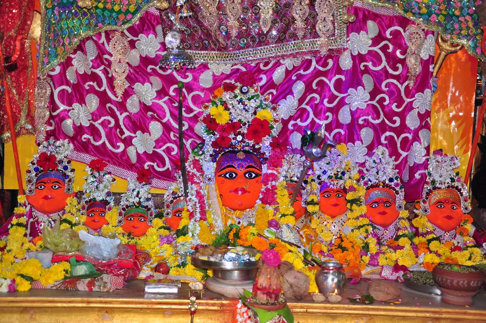 Image result for बिजासन माता मंदिर